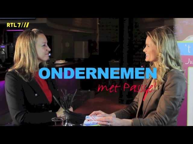 Ondernemen met passie - RTL 7 - aflevering 7 - met Judith Webber