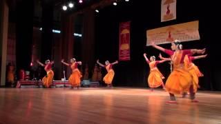 Thillana (Mohanam)- KBV 2014