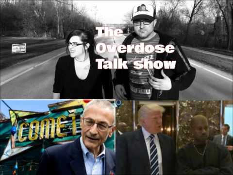 The Overdose Talk Show #130 - Trump meets Kanye, Russia, Pizzagate