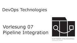 ST2020 DevOpsTechnologies 07 Pipeline Integration