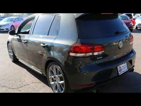 2013 Volkswagen GTI Mesa Phoenix, AZ #18014 - SOLD