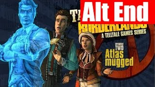 Tales from the Borderlands Episode 2 Full Alternate Ending Trusting Jack PC Gameplay Atlas Mugged
