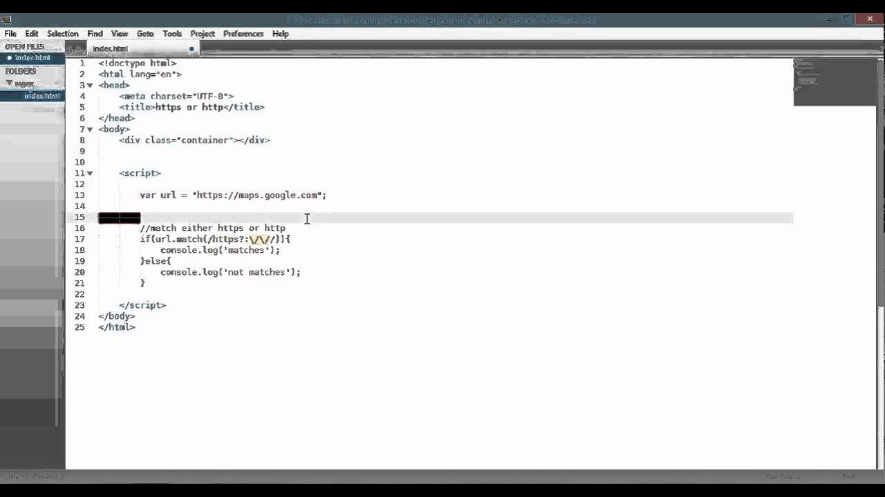 javascript regex match and remove https or http from url string 720p