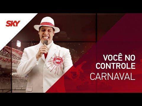 Você no Controle | Carnaval