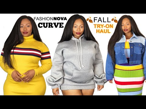 HUGE FALL PLUS SIZE TRY-ON HAUL/ FT FASHIONNOVACURVE
