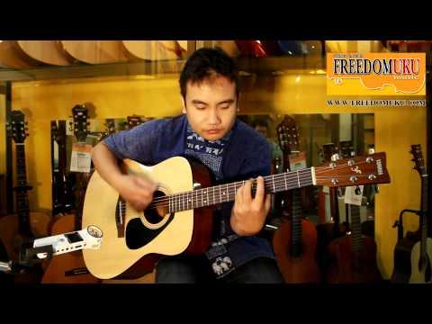 YAMAHA F310 Review by Freedom Uku Music