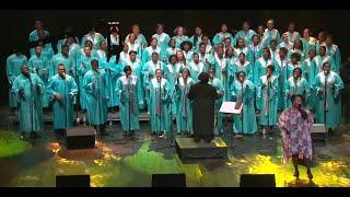 Chevelle Franklyn - No Foreign god (LIVE) (Caribbean Gospel Festival, Tropiques Atrium, Martinique)
