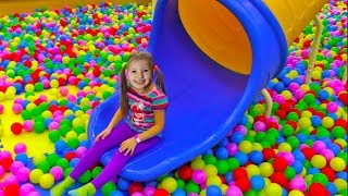 Indoor Playground for Kids Play Time