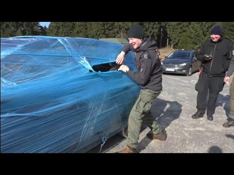 AUTO PRANK mit Adventure Buddy und PJ Adventure   Aprilscherz   Vlog