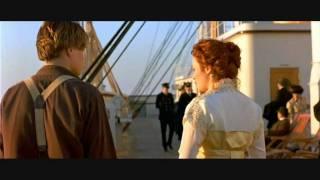 Скачать Titanic Rose And Jack I M Alive Celine Dion