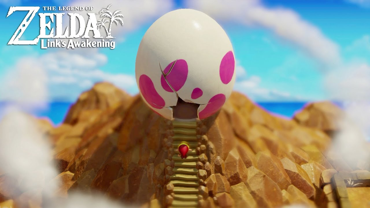THE WIND FISH - The Legend of Zelda: Link's Awakening Finale thumbnail