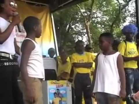 Congo Kids Celebrate Bobo & Kipi