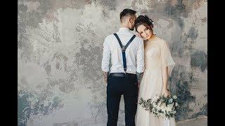 Свадьба Алексея и Виктории в ботаническом саду