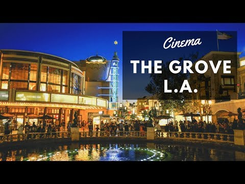 The Grove: American Movie Theater Tour