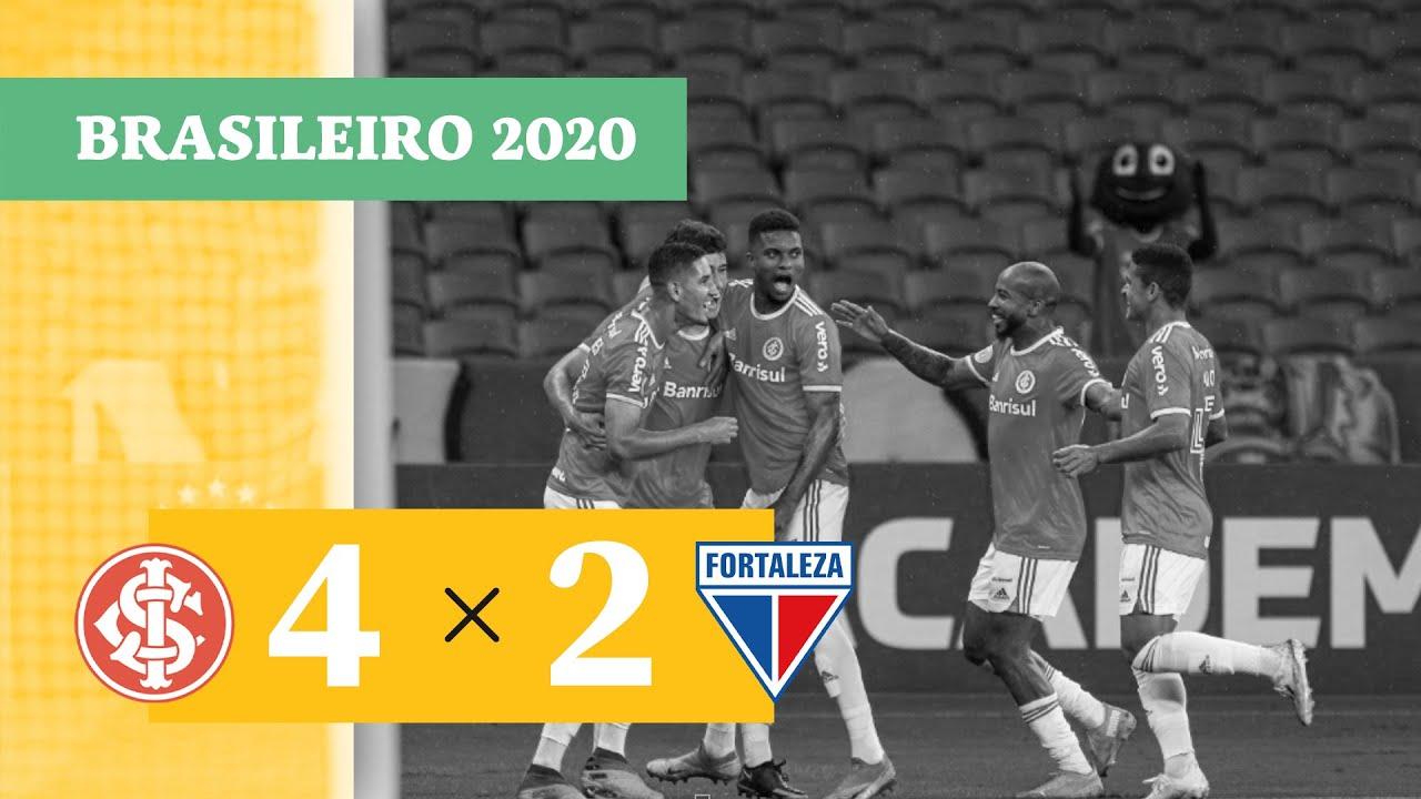 Интер Порту-Алегри  4-2  Форталеза видео