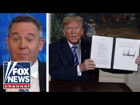Gutfeld on Trump withdrawing from Iran deal