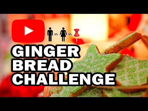 YouTuber GingerBread Battle - MVCVP