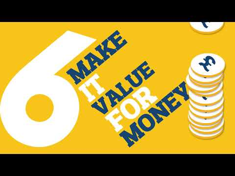 10 top tips to successful funding