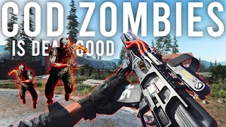 Call of Duty Warzone Zombies is WAY Better than anyone expected!