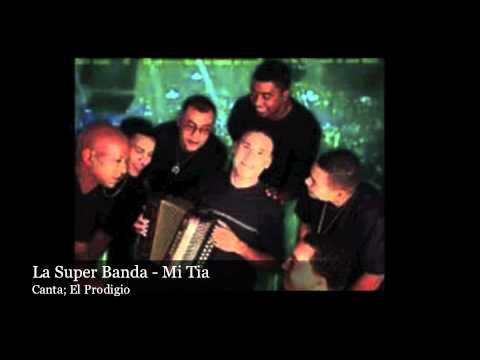 La Super Banda Music - Mi Tia