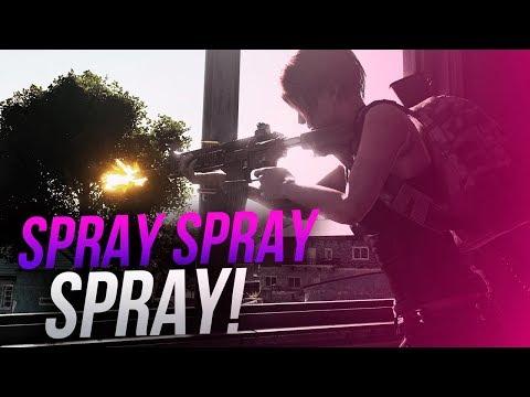 SPRAY SPRAY SPRAY! - #SOLO #FPP