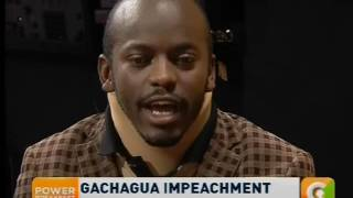 Power Breakfast: Gachagua Impeachment