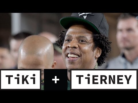 Jay-Z's Roc Nation Enters Entertainment And Social Justice Partnership With NFL   Tiki + Tierney
