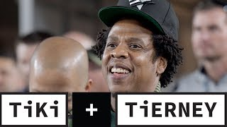 Jay-Z's Roc Nation Enters Entertainment And Social Justice Partnership With NFL | Tiki + Tierney