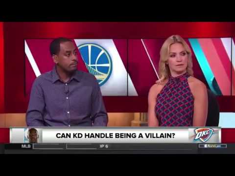 How Kevin Durant's Warriors Move Affects the NBA    SportsNation