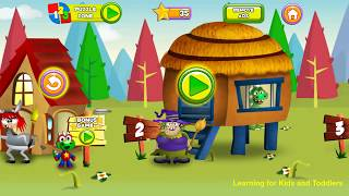 Dino Tim - Preschool learning games for kids: shapes & colors [Ages 8 & Under] - Android
