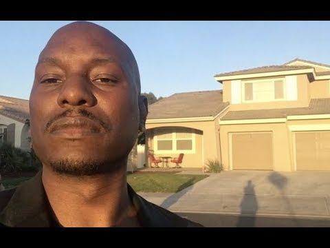 """Tyrese Flexes On Dwayne """"The Rock"""" Johnson Buys $1M Mansion For His Mom"""