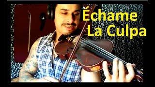 Download Video Luis Fonsi, Demi Lovato - Échame La Culpa by Douglas Mendes (Violin Cover) MP3 3GP MP4