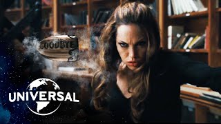 Wanted   Angelina Jolie vs. a Fraternity of Assassins