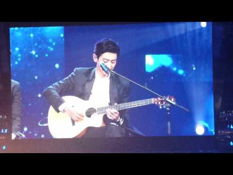 "141030 [FANCAM] EXO-K  ""Sabor a mi""-MusicBank"