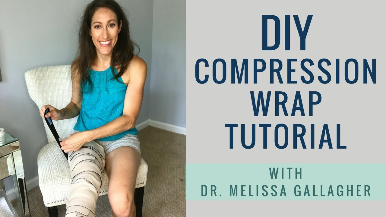 eddcded22 How to Compression Wrap for Lipedema   Lymphedema Patients