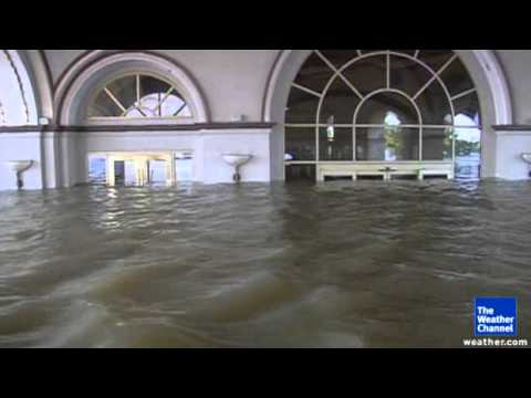 Flooding Damages Casinos in Tunica MS