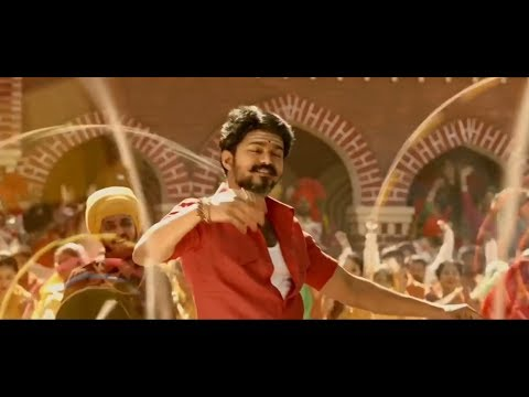 Alaporan Tamilan Hd Video Song 1080p Mersal 4K Images Vijay /atlee/kajal/ar Rahman