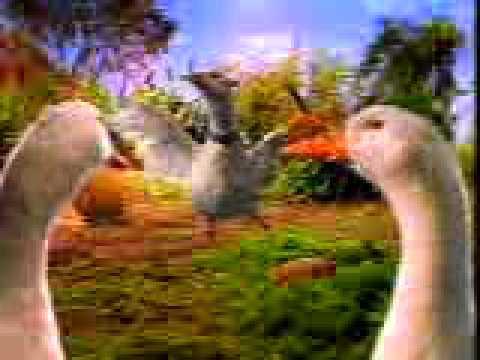 Punk Duck Bubble Yum Commercial