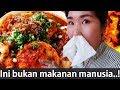 Mama dari Korea pedas kegilaan abis makan SEBLAK LVL.5