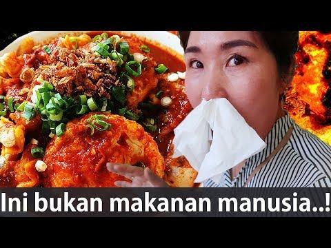 Image of Mama dari Korea pedas kegilaan abis makan SEBLAK LVL.5
