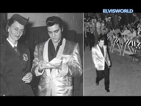 ELVIS PRESLEY    SEPTEMBER 1ST 1957  SEATTLE, WA    SICK'S STADIUM