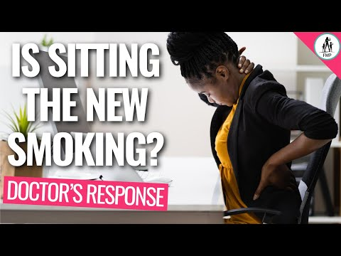 Is Sitting The New Smoking?