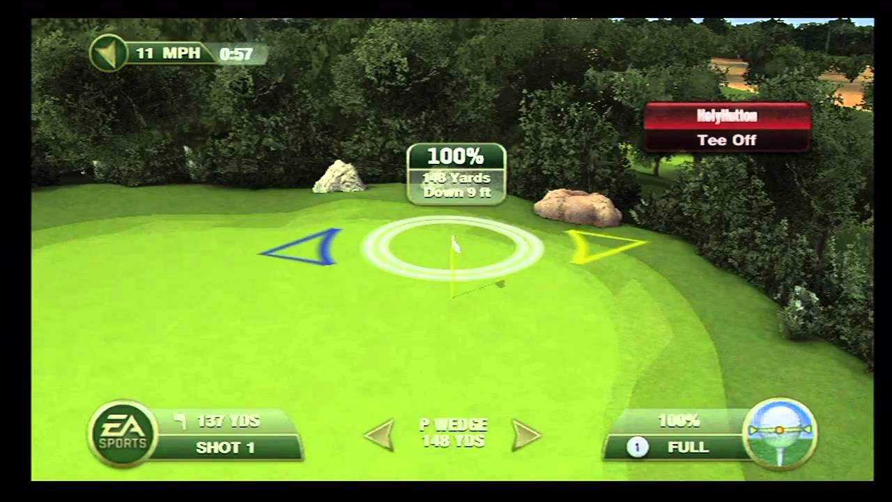 tiger woods pga tour 12  the masters  wii