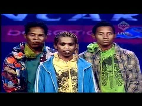 """Brandon HUDSON Funky Papua """"Diam Tanpa Kata"""" FINAL9 IMB 19 SEP 2010 [HD]"""