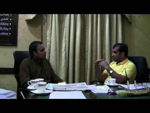 Khalid Bhalote Administrator Interview - Dadyal Online (Full Interview)