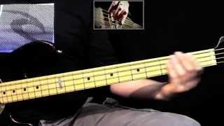 I GOT THE FEELIN (Bass Cover)-James Brown by Machinagroove
