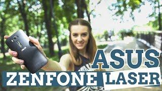 Asus ZenFone Laser: всегда в фокусе
