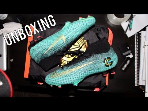 2247beb170b Nike Mercurial Superfly 6 Elite CR7 Chapter 6 Born Leader - Unboxing ...