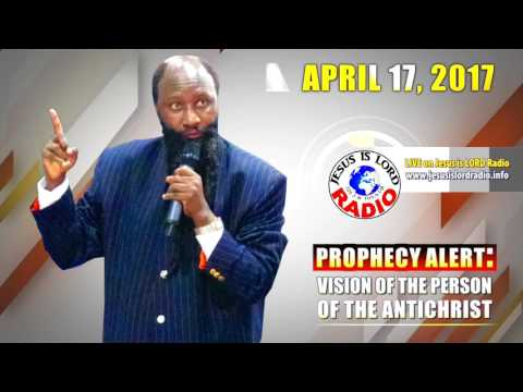 PROPHECY ALERT! VISION OF THE PERSON OF THE ANTICHRIST - PROPHET DR. OWUOR