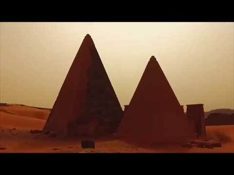 The deserted pyramids of Sudan